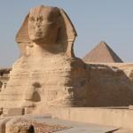 Sfinxul de la Giza, Egipt, construcţia cu care a fost comparat Sfinxul din Bucegi