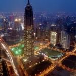 Turnul Jin Mao, Cartierul Pudong, Shanghai