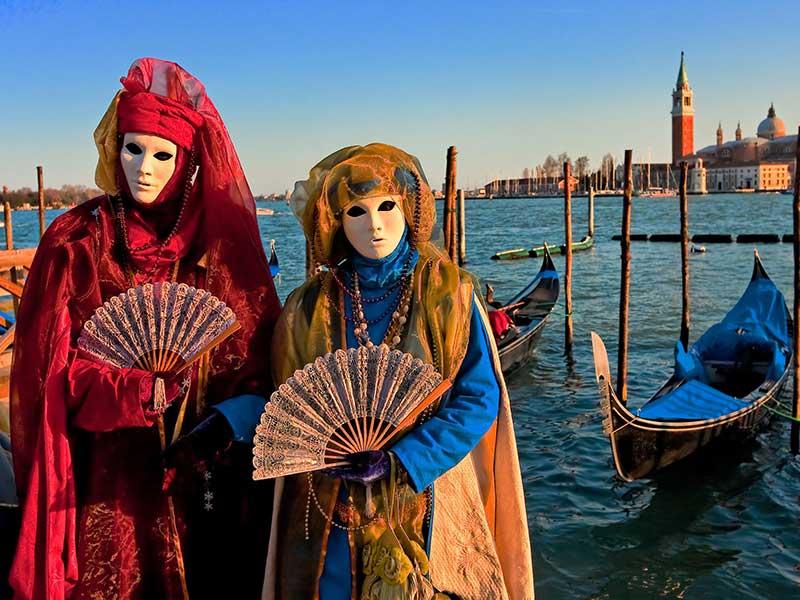 Venezia- Simbolul plutitor al Italiei