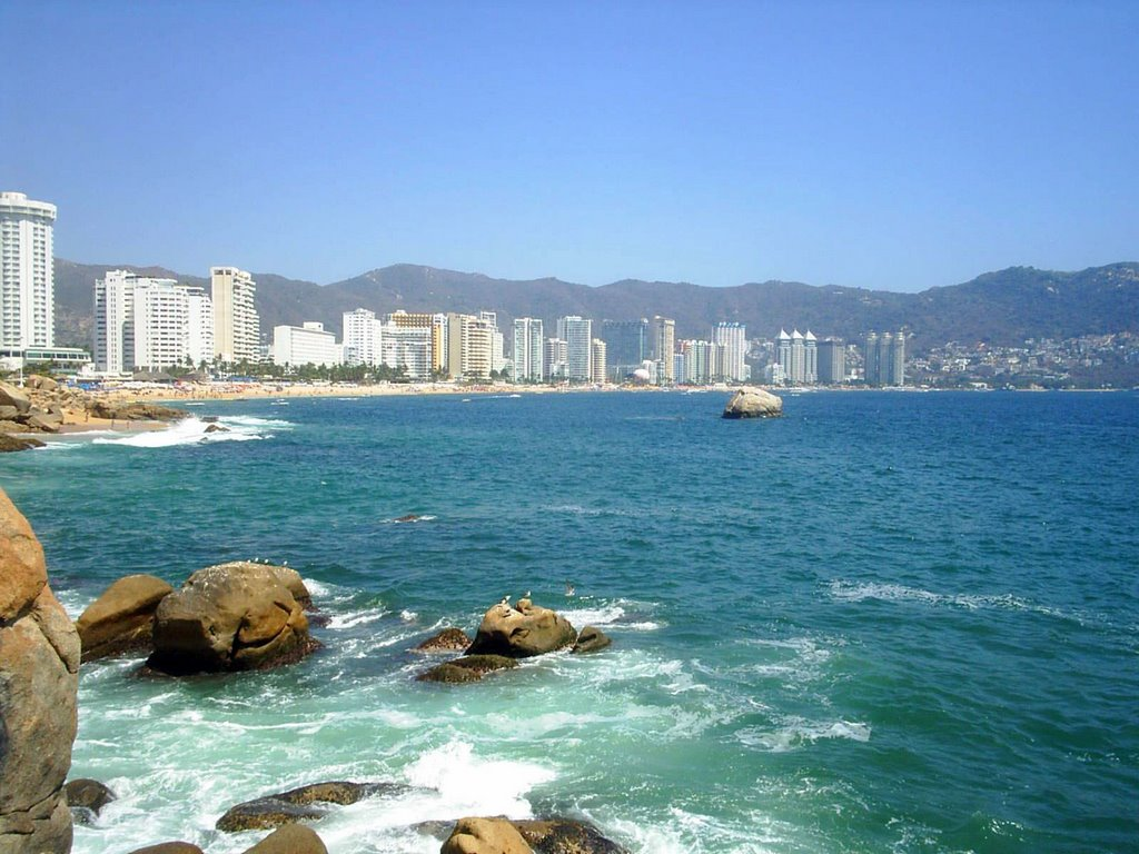 Acapulco Mexic