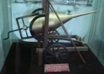 Alt model de pompa manuala foarte veche