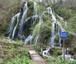 Beusnita, printre cele mai frumoase cascade din România