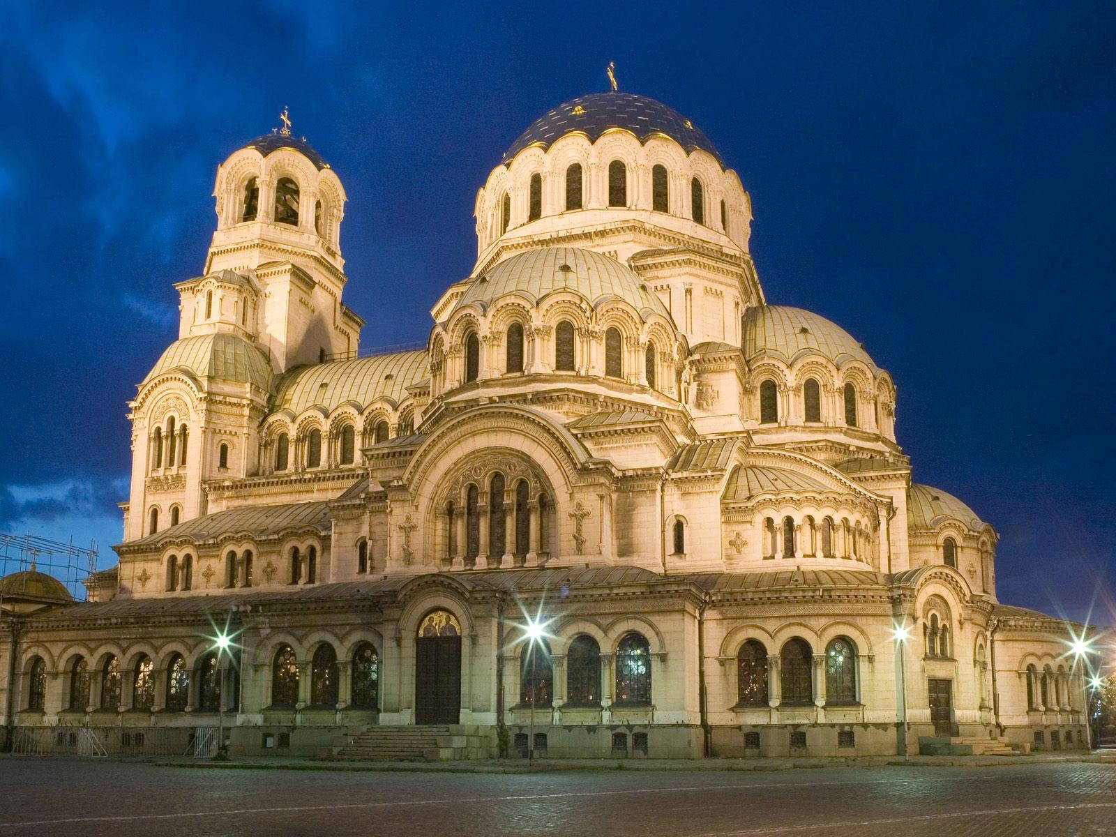 Catedrala Alexander Nevsky din Sofia