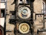 Praga, vechea primărie și Ceasul Astronomic din Praga, vedere frontală