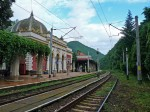 Gara din Băile Herculane