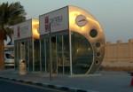 In Dubai si statiile de autobuz au aer conditionat