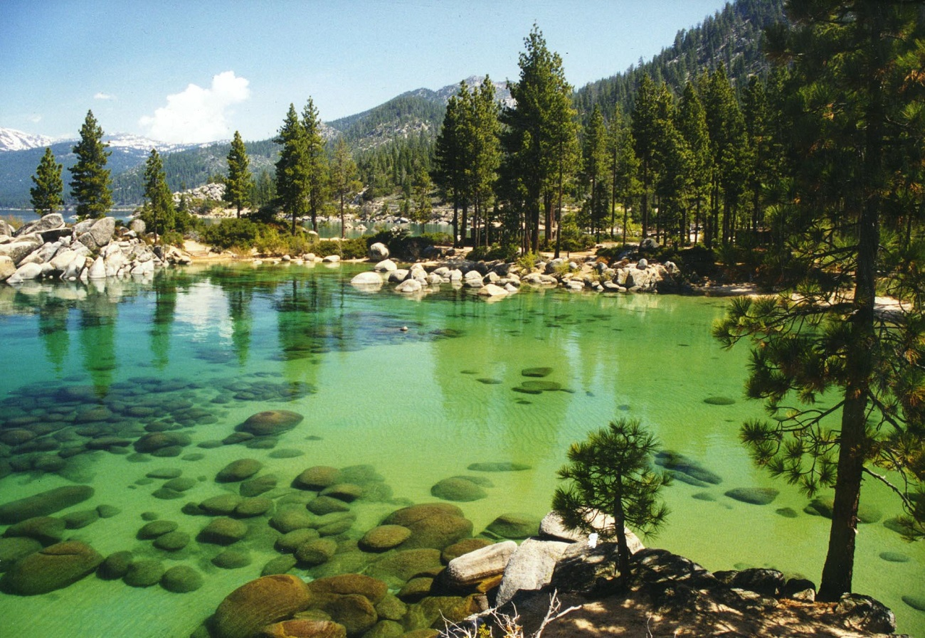 Lacul Tahoe, Sierra Nevada