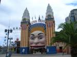 Luna Park din Sydney, Australia