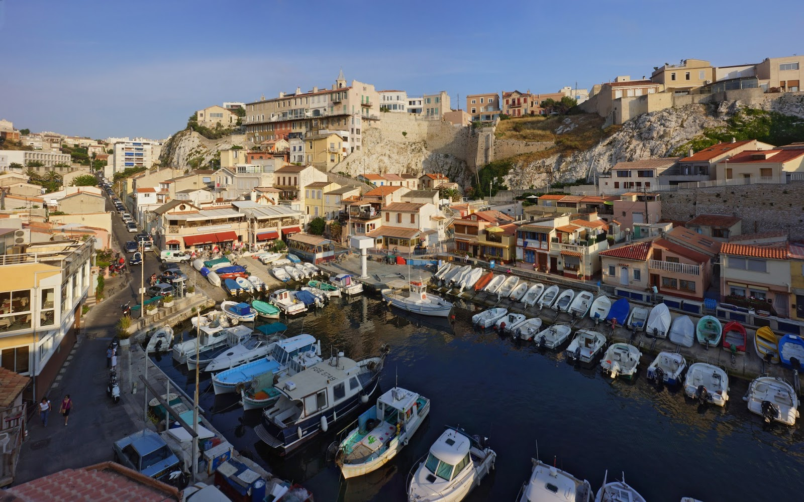 Marsilia, mereu pitoreasca