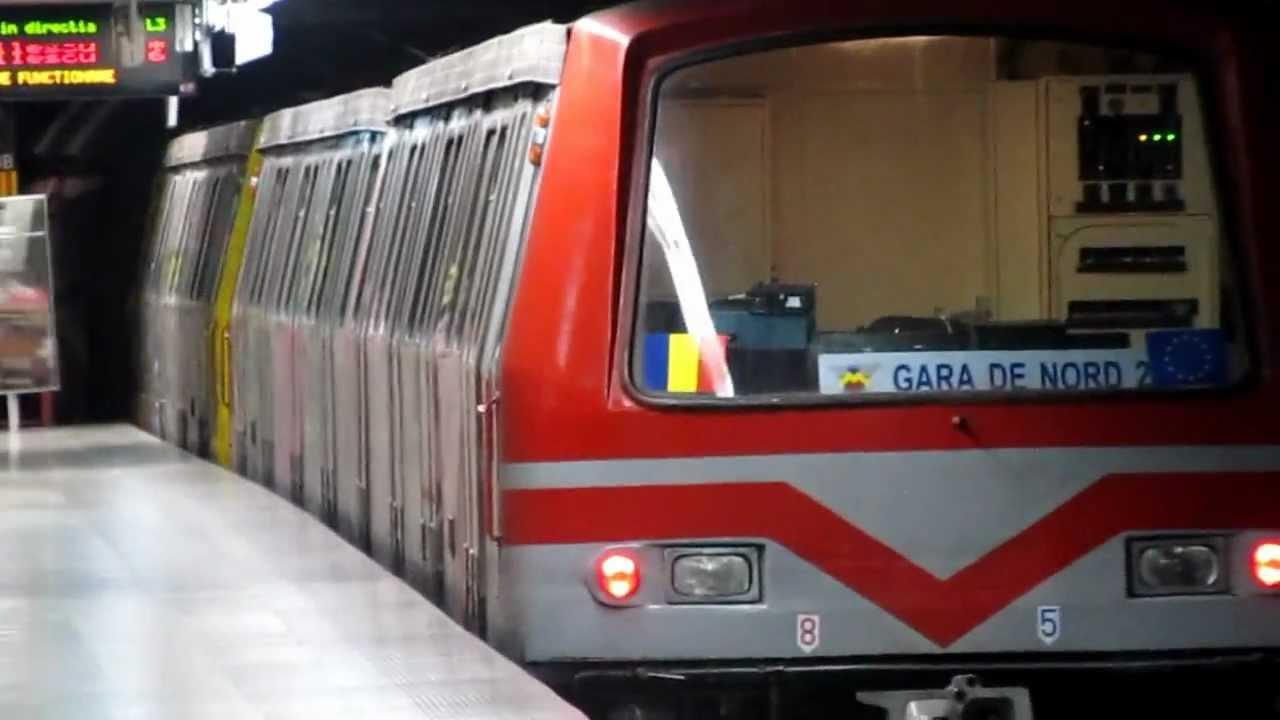 Metroul din Bucuresti, Gara de Nord