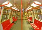 Metroul din Bucuresti, interiorul unei rame IVA