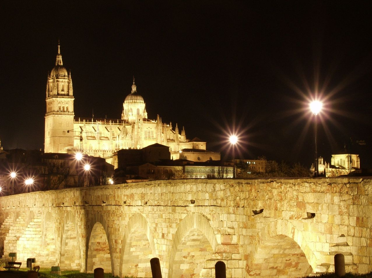 Misterele din Salamanca