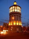 Muzeul Pompierilor pe timp de noapte