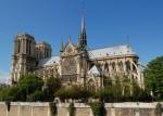 Notre Dame de Paris, superba biserica in stil gotic