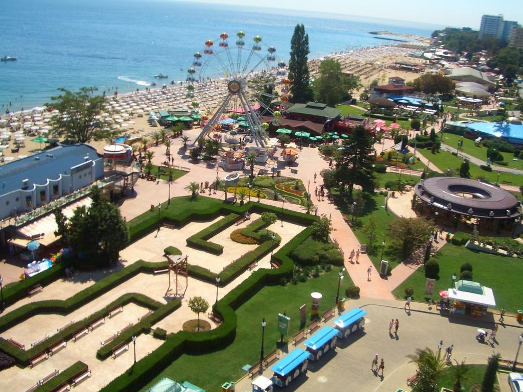Parc de distracții în Varna