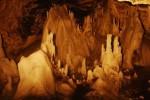 Peștera Urșilor, formațiuni surprinzătoare