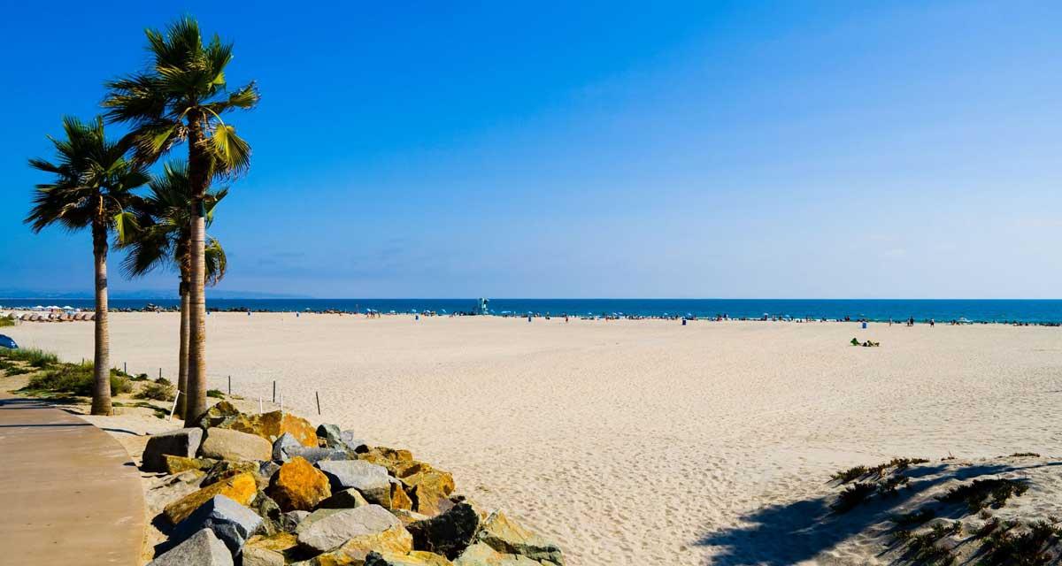 San Diego, panorama oraşului