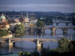Praga, poduri peste râul Vltava