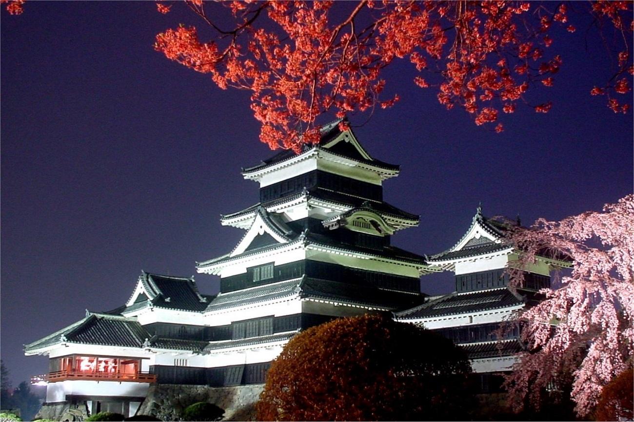 Castelul Matsumoto, Japonia