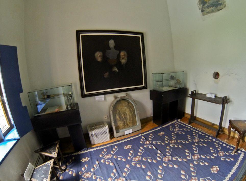 Biroul lui B.P. Hasdeu
