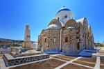 Santorini, biserica Vothonas