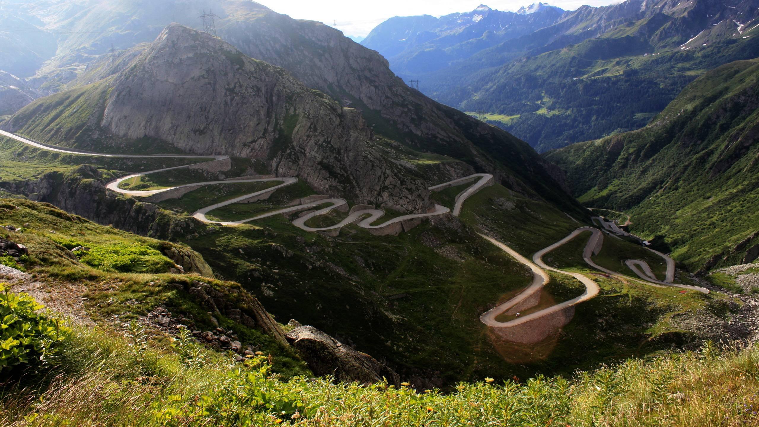 Transfăgărășanul, cel mai frumos drum din lume