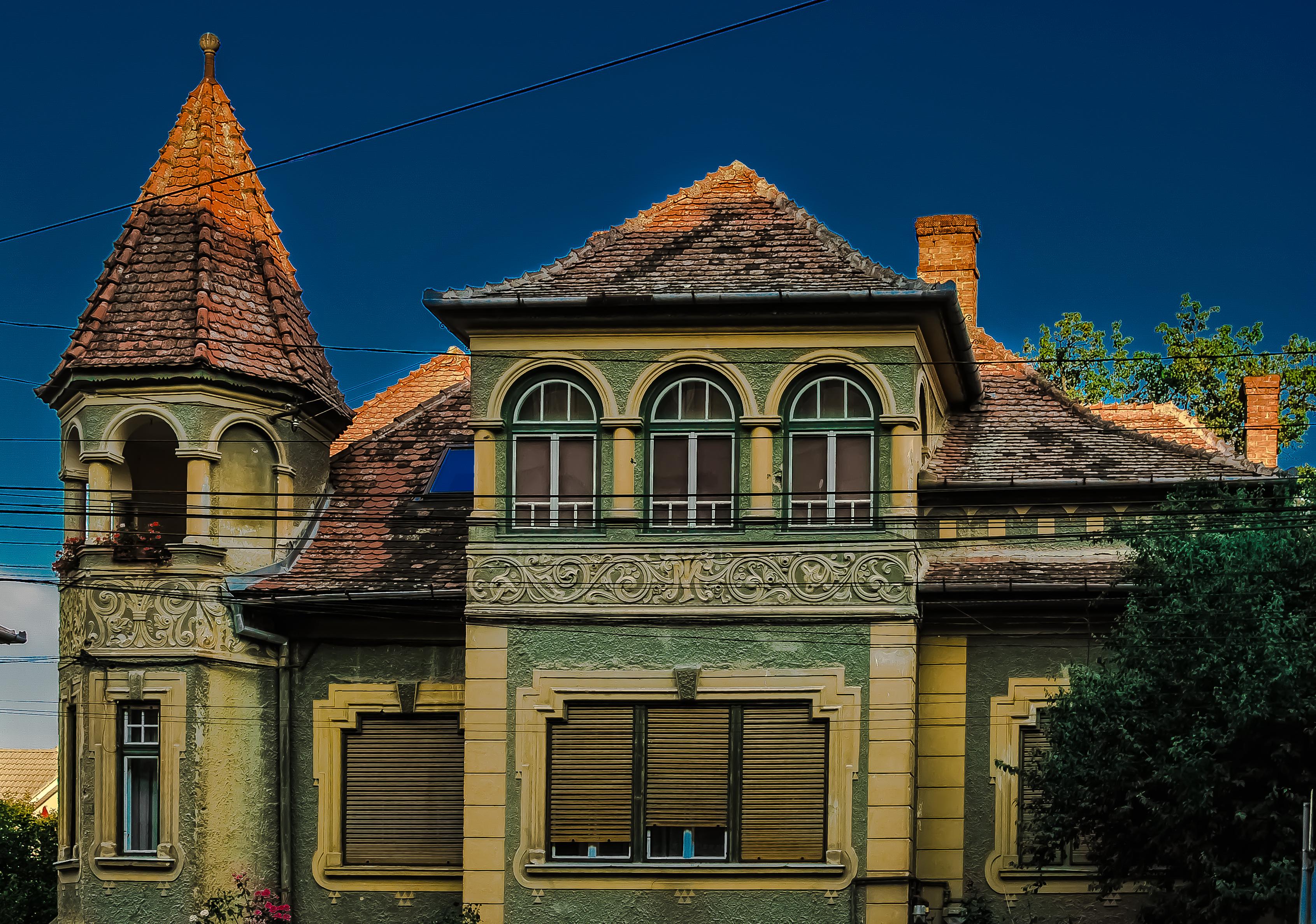 cladire din Sibiu