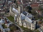 Catedrala Cantherbury, vedere de ansamblu