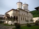 Biserica Sfinții Împărați de la Mânăstirea Horezu
