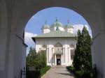 Călcând cu pași de credință la Mânăstirea Cernica