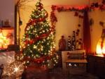 Casele din Bucovina sunt frumos decorate de Crăciun