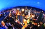 Chongqing, vedere nocturnă