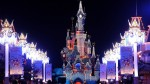 Decorațiuni de Crăciun, Disneyland, Paris