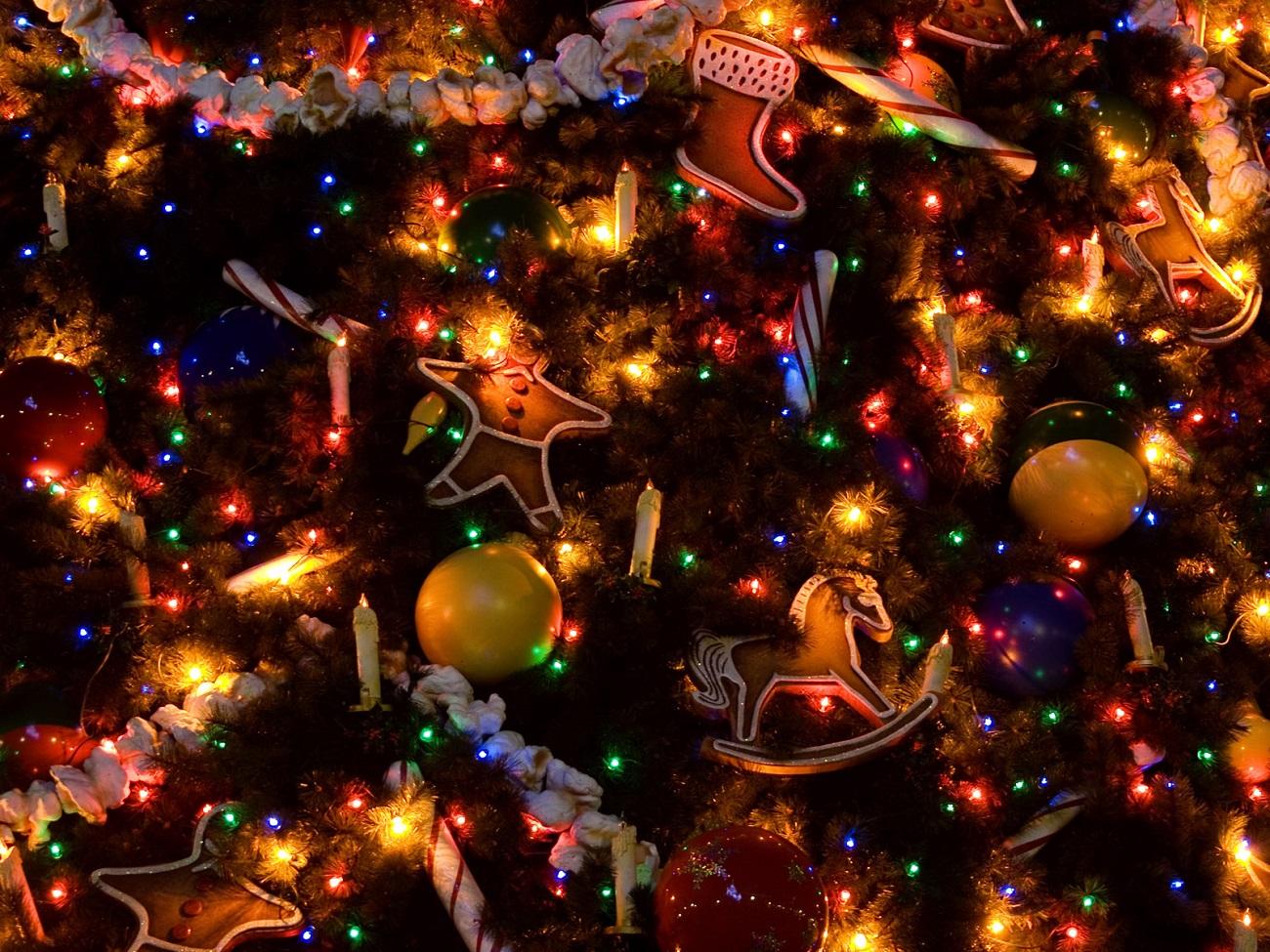 Decorațiuni de Crăciun în New York