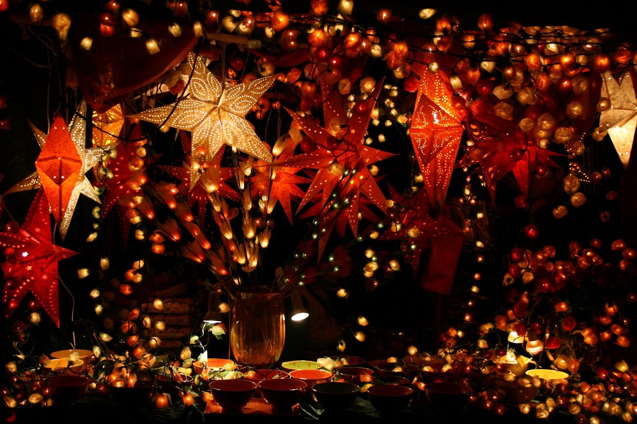 Decorațiunile de Crăciun înfrumusețează casele, orașele și crează o atmosferă specială
