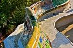 Fiecare centimetru din opera lui Gaudi are ceva special
