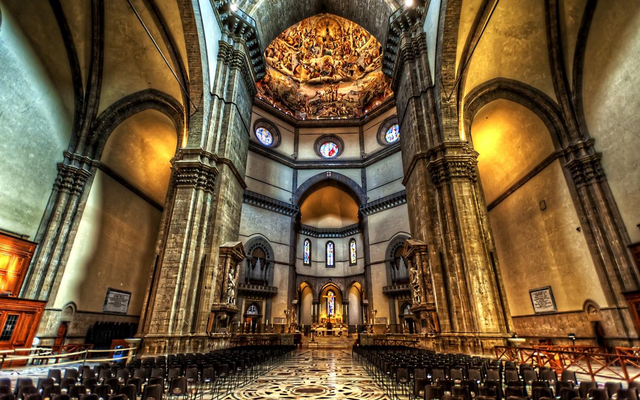 Catedrala Santa Maria del Fiore, Florenza