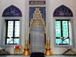 Mihrab, cel mai sfânt loc din Moscheea Albastră