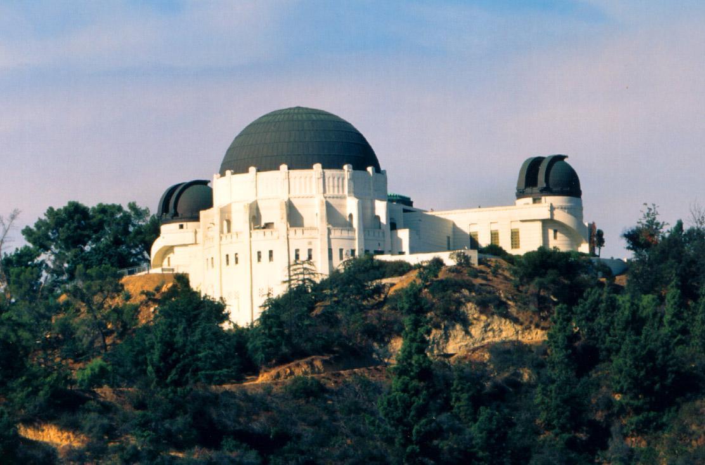 Griffith Park din Los Angeles