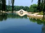 Parcul LongTanHu și aleile sale liniștitoare