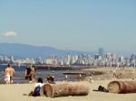 Plajele din Vancouver sunt o oportunitate pentru a practica activități în aer liber