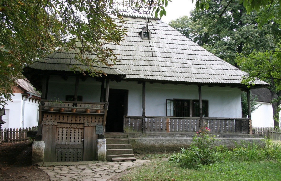 Case ca aici cu greu se mai pot găsi în alte colțuri de țară