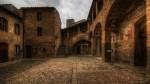 Regiunea San Gimignano nu a fost afectată de trecerea timpului şi evoluţia arhitecturală