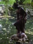 Statuie din Grădina Cișmigiu