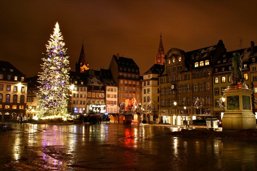 Strasbourg, capitala Sărbătorilor de Crăciun