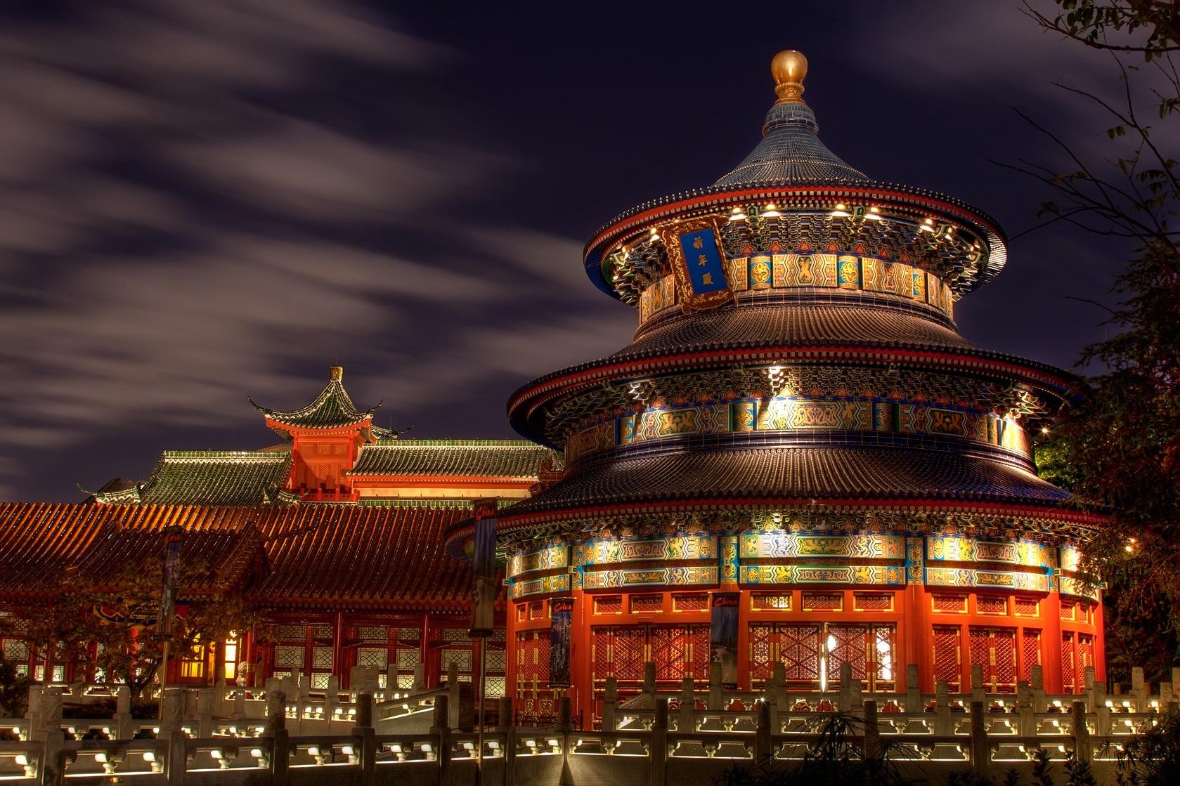 Templul Cerului, o construcție splendidă în Beijing