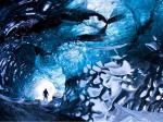 Vatnajokull, peștera din ghețar