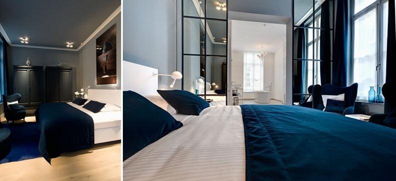 Fosta închisoare Het Arresthuis transformată în hotel de lux