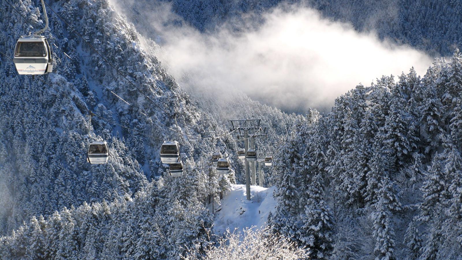 Vallee Blanche, Mont Blanc - Chamonix, Franţa