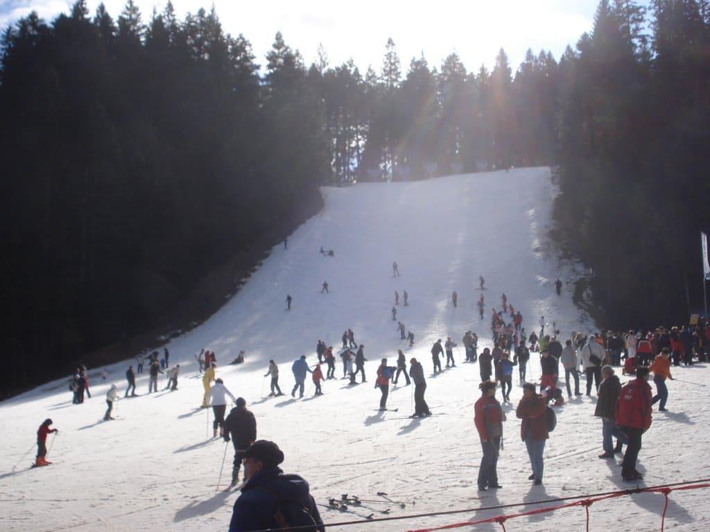Pârtia Kalinderu din Bușteni, omologată de Federația Internațională de Ski